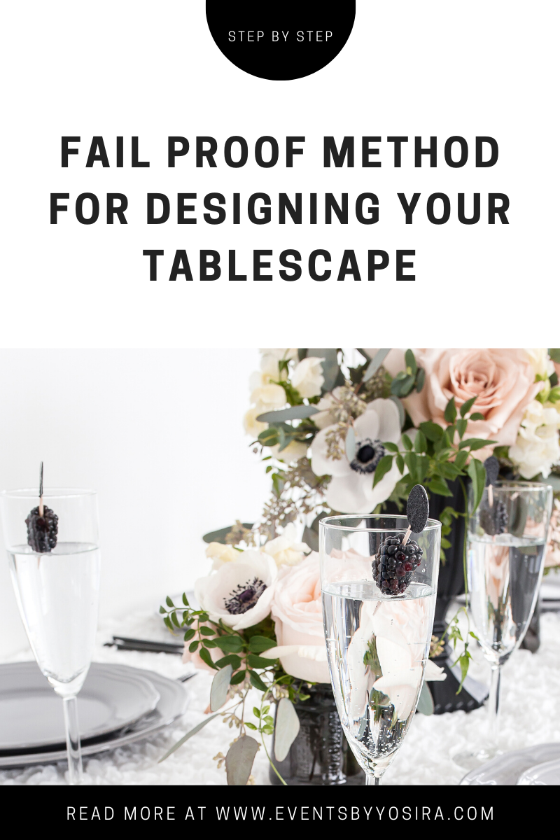 Learn How To Create a Well Designed Tablescape