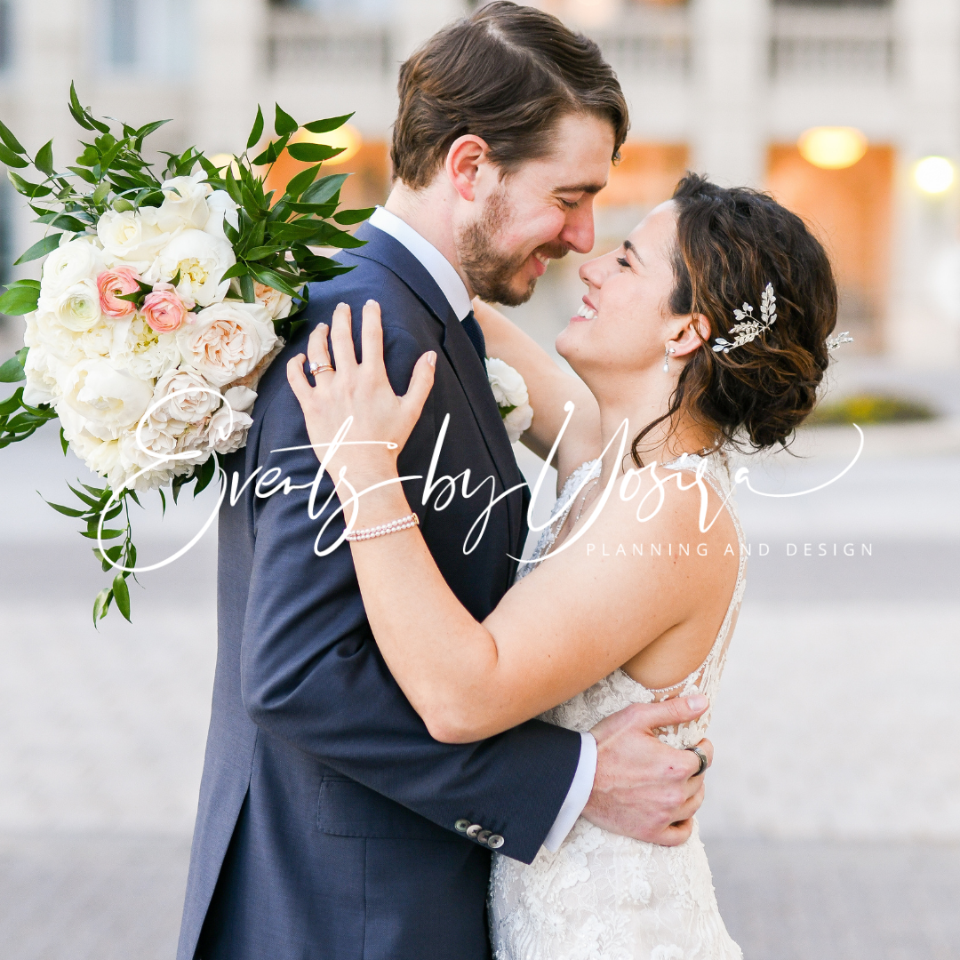 Small Fall Wedding in Downton Annapolis Maryland