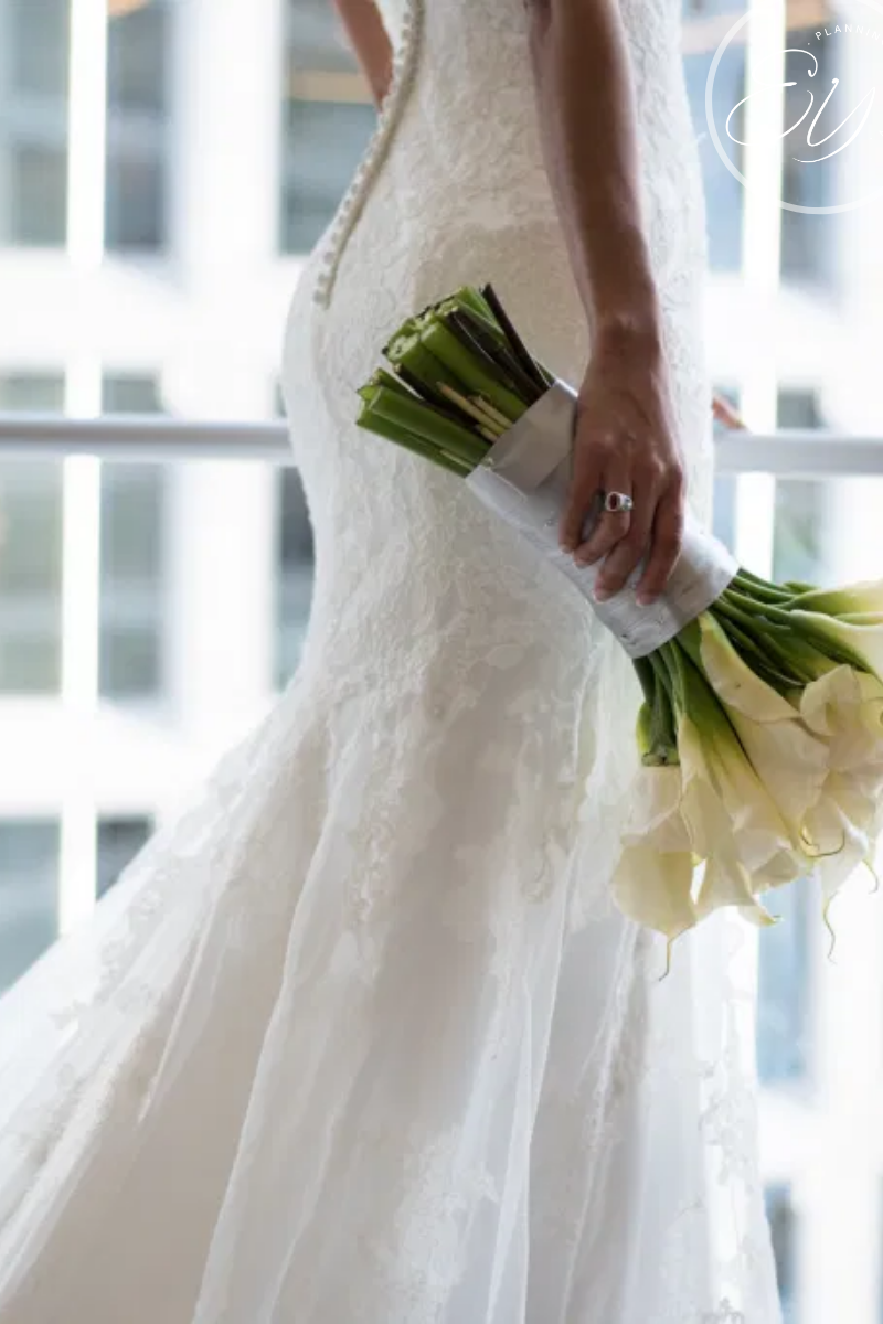 Timeless Fall Wedding in Northern Virginia at Le Meridien Hotel